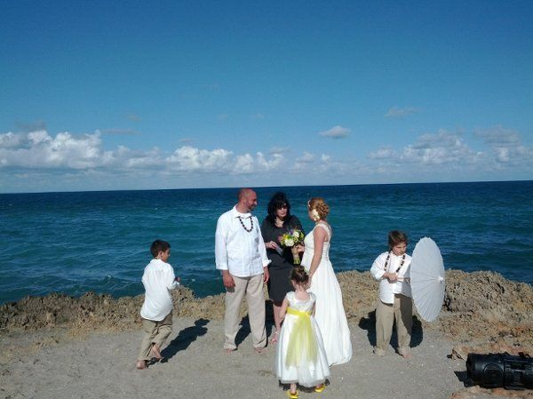 Tmx 1335558770228 IMG20120317165532 Venice wedding officiant