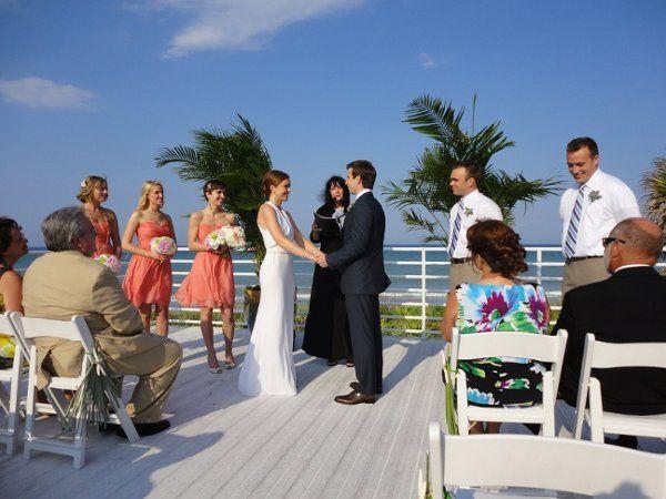 Tmx 1335559352622 GrandHarbourWedding3511 Venice wedding officiant