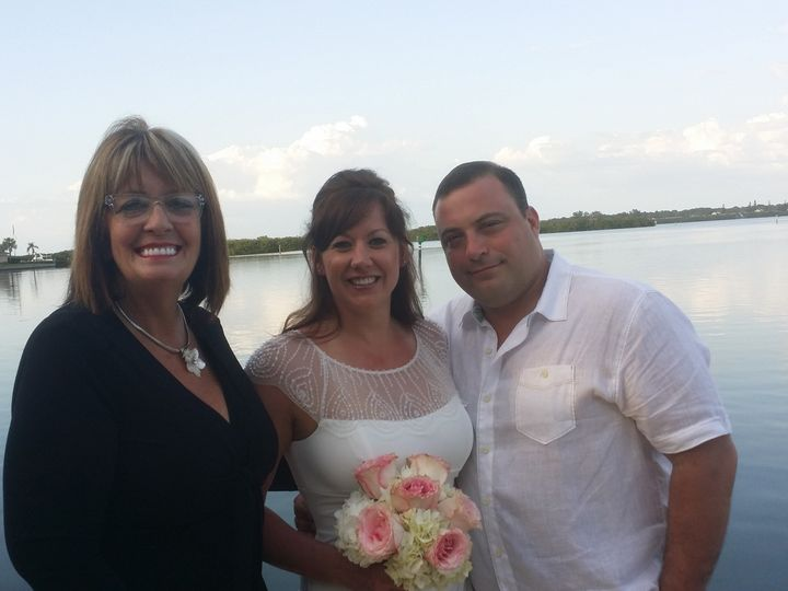 Tmx 1426177486704 Jeremy  Tiffany Siesta Key 3 3 10 15 Venice wedding officiant