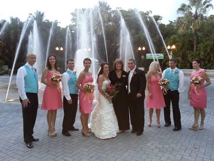 Tmx 1426178807609 Palm Beach Zoo Wedding Venice wedding officiant