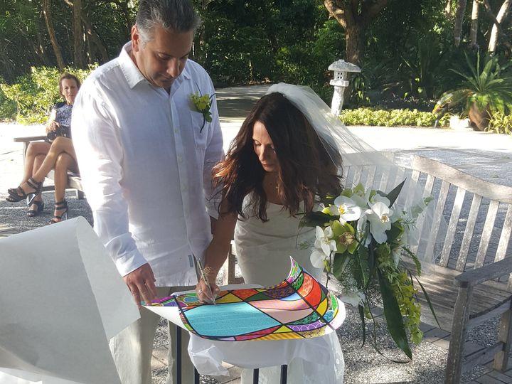 Tmx 1485205606348 Jewish Ceremony Venice wedding officiant