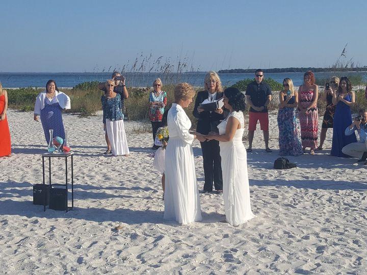 Tmx 1485205734238 Lbgt Wedding Venice wedding officiant
