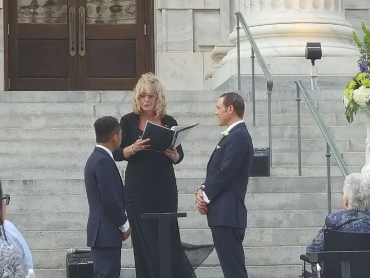 Tmx 1493141497051 20170421191407 Venice wedding officiant