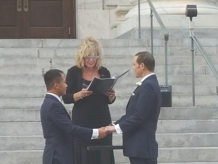 Tmx 1493141525262 20170421191656 Venice wedding officiant