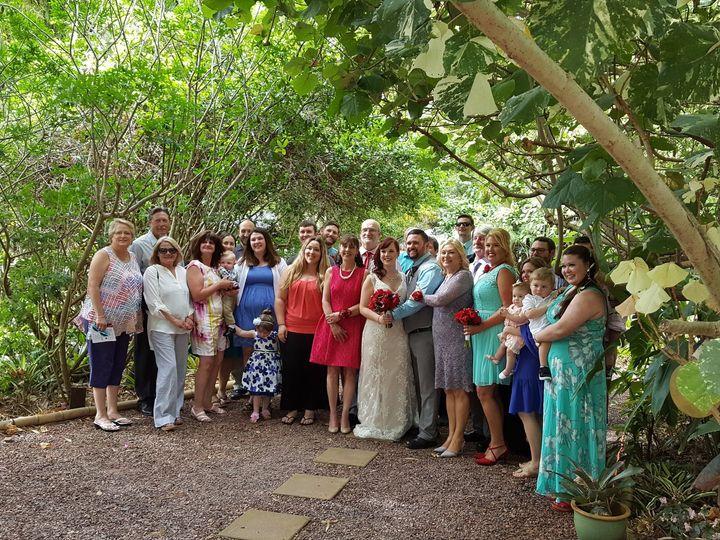 Tmx 1493141572351 Tropical Ranch Botanical Gardens Venice wedding officiant