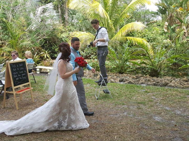 Tmx 1493141714246 Tropical Ranch Botanical Gardens 2 Venice wedding officiant