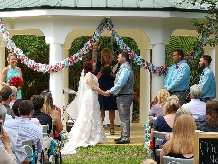 Tmx 1493141797756 Tropical Ranch Botanical Gardens 3 Venice wedding officiant
