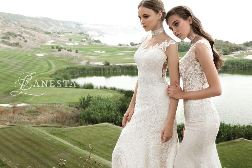 lanesta chicago wedding gowns