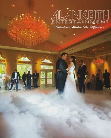 Wedding Dance On Clouds Old Tappan Manor