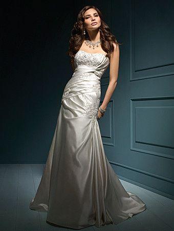 Tmx 1383080143058 Alfred Angelo Dress Style 833 Fron Parkville wedding dress