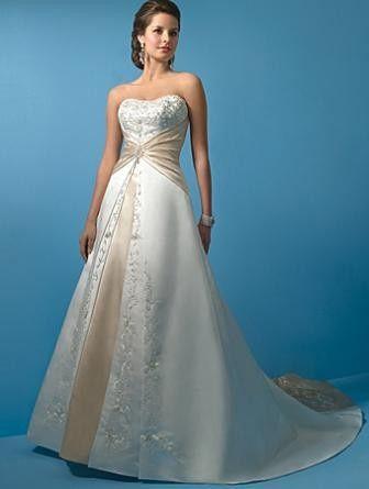 Tmx 1383080148965 Alfred Angelo Dress Style 1146 Fron Parkville wedding dress
