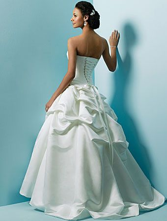 Tmx 1383080170402 Alfred Angelo Dress Style 1645 Bac Parkville wedding dress