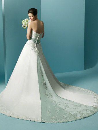 Tmx 1383080183703 Alfred Angelo Dress Style 1708 Bac Parkville wedding dress