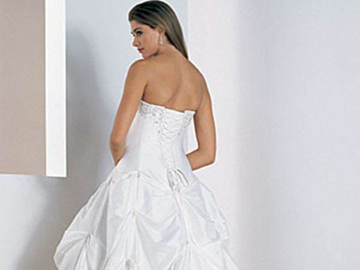 Tmx 1383080192110 Alfred Angelo Dress Style 1963 Bac Parkville wedding dress