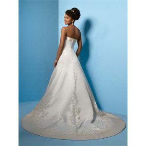 Tmx 1383080197729 Alfred Angelo Dress Style 2010 Bac Parkville wedding dress