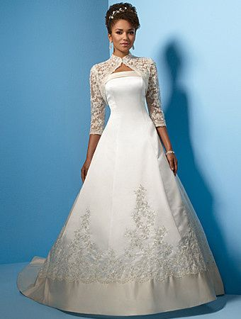 Tmx 1383080201163 Alfred Angelo Dress Style 2010 Fron Parkville wedding dress