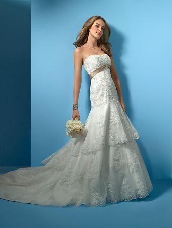Tmx 1383080213669 Alfred Angelo Dress Style 2020 Fron Parkville wedding dress