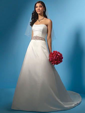 Tmx 1383080220658 Alfred Angelo Dress Style 2024 Fron Parkville wedding dress