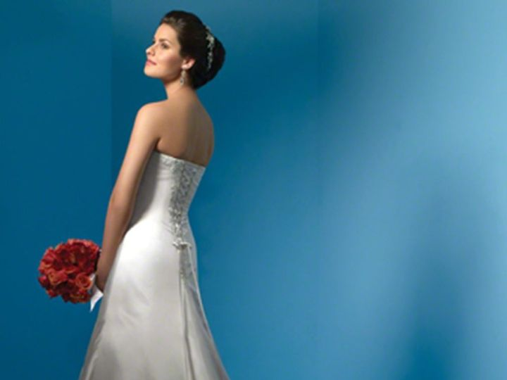 Tmx 1383080223786 Alfred Angelo Dress Style 2031 Bac Parkville wedding dress