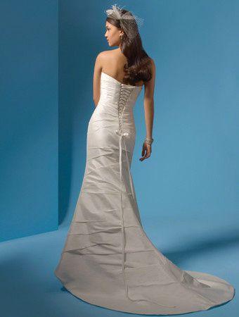 Tmx 1383080233790 Alfred Angelo Dress Style 2034 Bac Parkville wedding dress