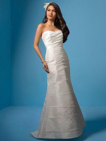 Tmx 1383080238247 Alfred Angelo Dress Style 2034 Fron Parkville wedding dress