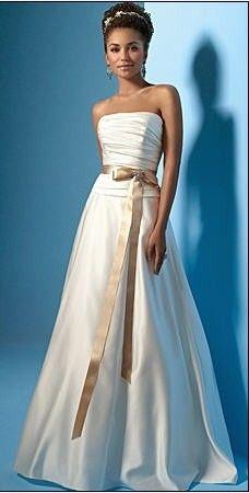 Tmx 1383080251244 Alfred Angelo Style 2017 Fron Parkville wedding dress