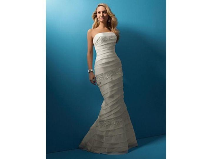 Tmx 1383080276660 Alfred Angelo 2099fron Parkville wedding dress