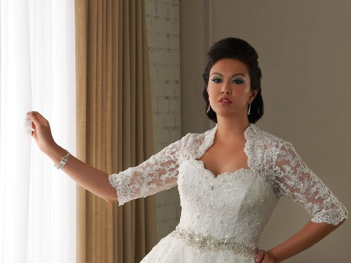 Tmx 1386368332668 Jewel Encrusted Ballgow Parkville wedding dress