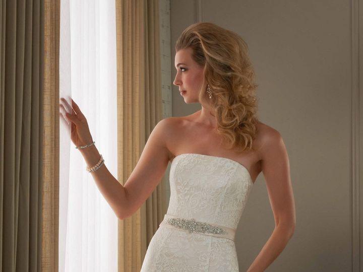 Tmx 1386368361079 Bonnie Bridal Lace Vintage Gow Parkville wedding dress