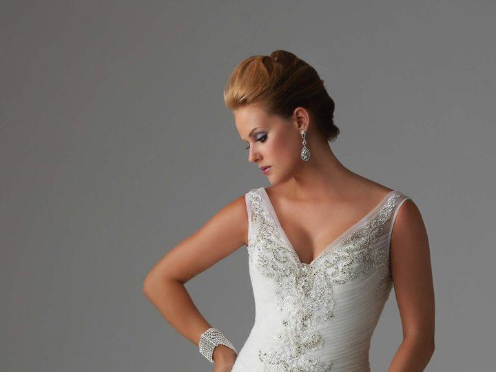 Tmx 1386368375262 Mermain Jewel Encrusted Gow Parkville wedding dress