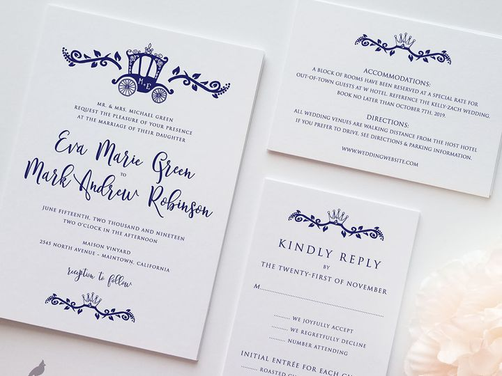 Tmx 1530129615 8cd0b33b6ae4bbb7 1530129613 1fb5b1fe4d5fbe05 1530129612396 10 Royal Wedding Img Catoosa wedding invitation