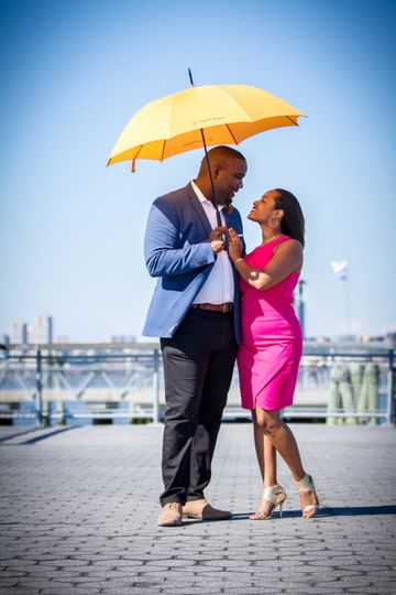 Patrice & Fafie Engagement