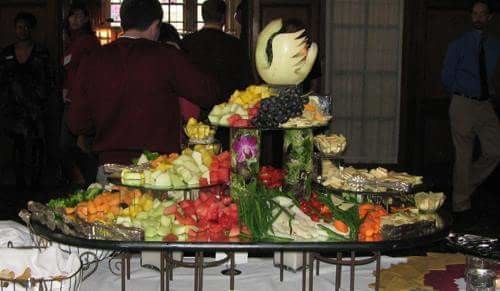Creative Catering by Frank Marzella