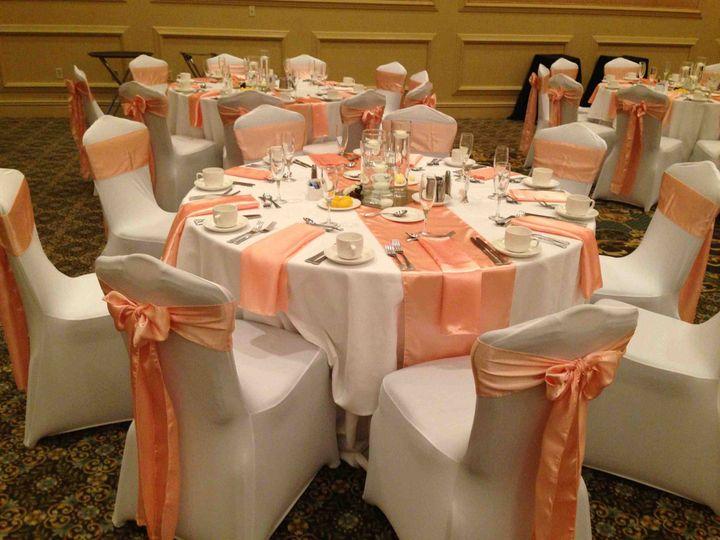 Tmx 1369338500509 Lakeshore Peach3 Charlotte, NC wedding venue