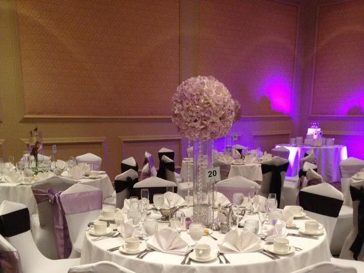 Tmx 1383749387415 Alternating Plum And Lavende Charlotte, NC wedding venue