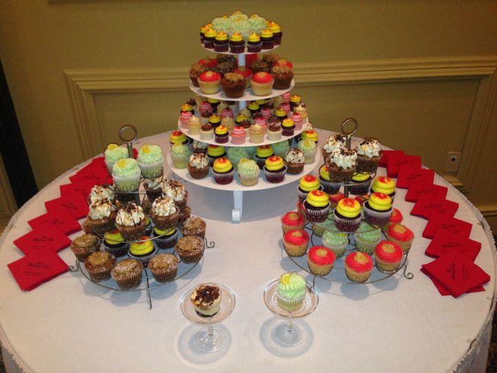 Tmx 1432233187287 Gigis Cupcakes Charlotte, NC wedding venue