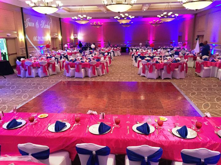 Tmx 1436638754603 Lakeshore Pink  Blue Charlotte, NC wedding venue