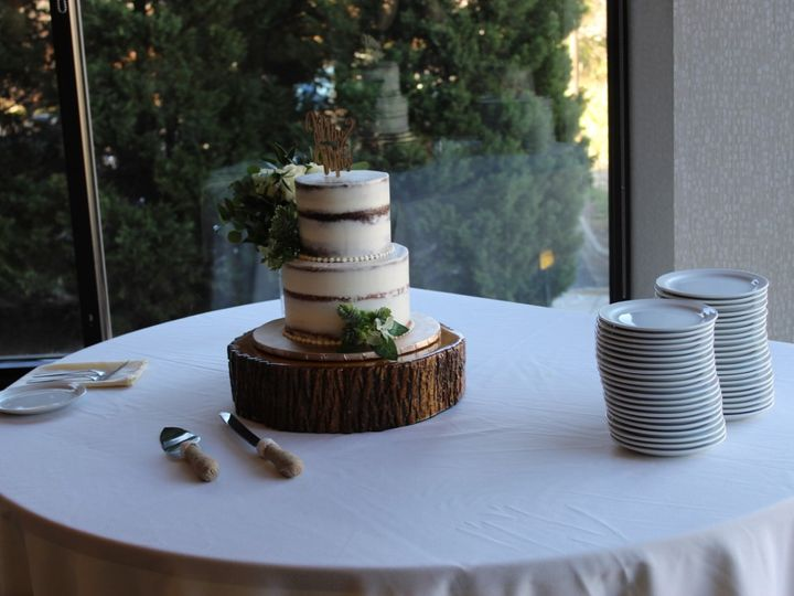 Tmx Naked Cake Fountain View Zoomed Out 51 41781 V1 Charlotte, NC wedding venue