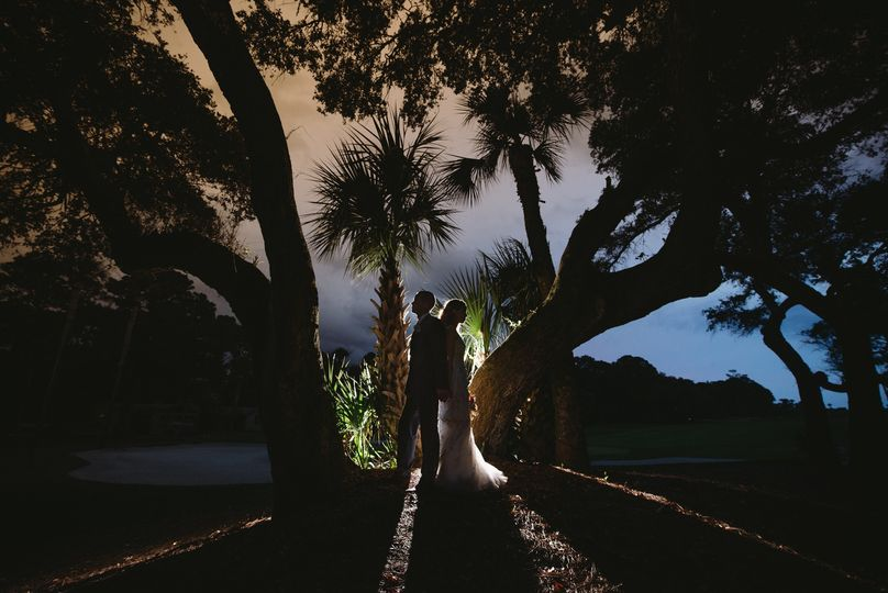 Wedding on Fripp Island