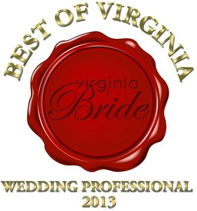 Virginia Bride Magazine has announced the winners of the Best of Virginia Wedding Professionals for...