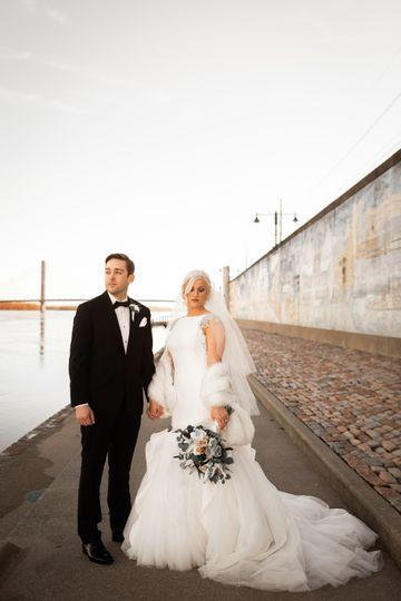 Cape Girardeau, MO Wedding