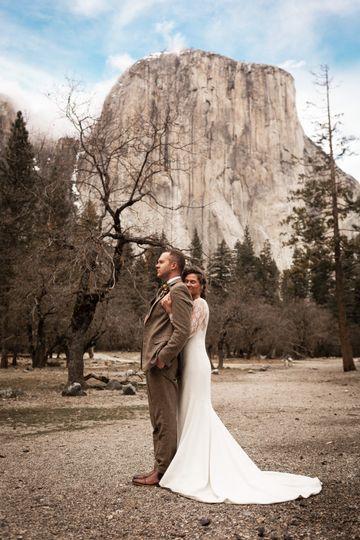 El Capitan, Yosemite Wedding