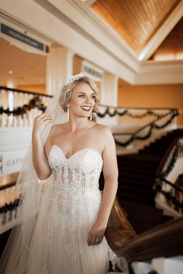 Opry Land Hotel Bridal Shoot