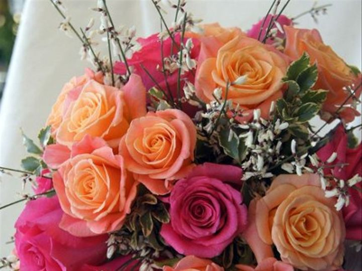 Tmx 1332889664987 Peachhotpink Minneapolis, Minnesota wedding florist