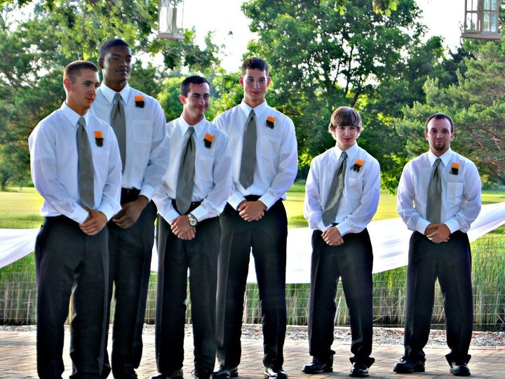 Tmx 1363118321080 Groomsmen Minneapolis, Minnesota wedding florist