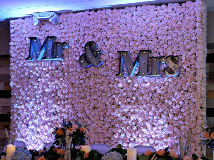 Tmx Rosewall With Lighting 51 33781 Minneapolis, Minnesota wedding florist