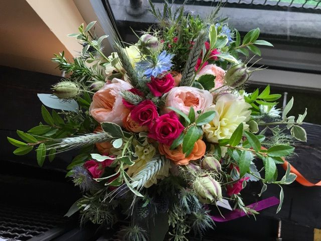 Tmx Wildflower Bouquet Top 51 33781 Minneapolis, Minnesota wedding florist