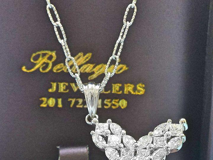 Tmx Princess Marquis Cross 51 1053781 Westwood, NJ wedding jewelry
