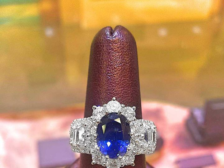 Tmx Suzanne Bell Sapphire Ring Best 51 1053781 Westwood, NJ wedding jewelry