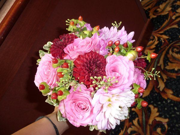 Bridesmaidbouquet
